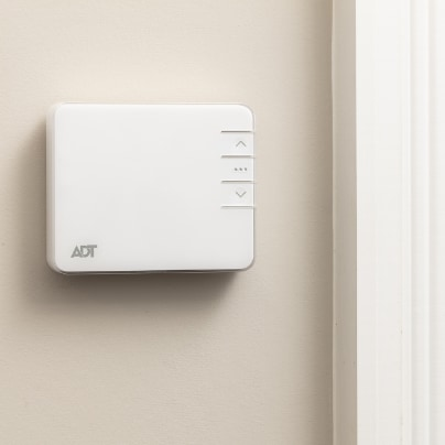 Sugarland smart thermostat adt
